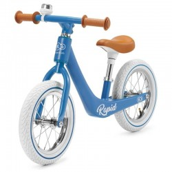 kinderkraft rapid rowerek biegowy blue sapphire