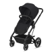 cybex balios s 2in1 wózek 2w1 deep black