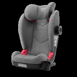 axkid bigkid isofix fotelik samochodowy grey
