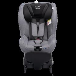 axkid modukid seat fotelik samochodowy grey