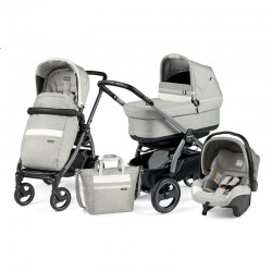 PEG-PEREGO BOOK 51S POPUP 3W1 LUXE PURE