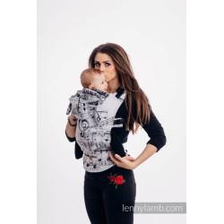 lennylamb nosidełko ergonomiczne lennygo symfonia klasyczna rozmiar baby