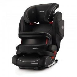 RECARO FOTELIK MONZA NOVA IS PERFORMANCE BLACK