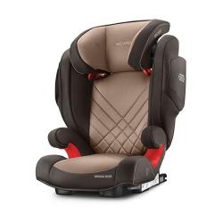 recaro monza nova 2 seatfix fotelik samochodowy dakarsand