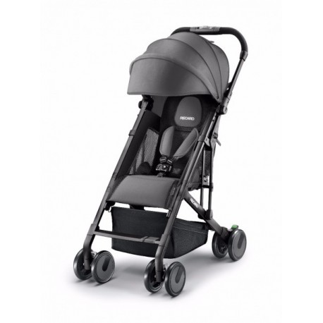 recaro easylife elite wózek spacerowy graphite