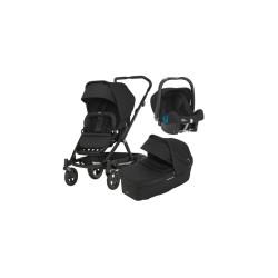 britax & romer wózek britax go next + fotelik baby-safe plus shr ii