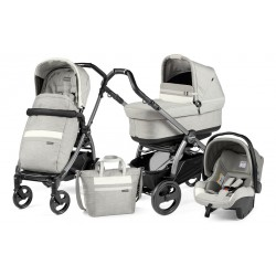 PEG-PEREGO BOOK 51 POPUP 3W1 LUXE PURE