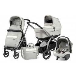 PEG-PEREGO BOOK S POP-UP 3W1 LUXE PURE