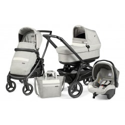 PEG-PEREGO TEAM POPUP 3W1 LUXE PURE