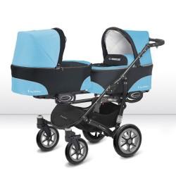babyactive twinni wózek bliźniaczy