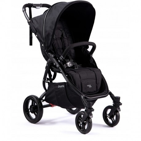 valco baby snap 4 wózek spacerowy coal black