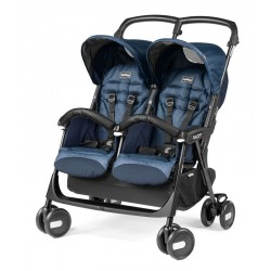 peg-perego wózek bliźniaczy aria shopper twin classico