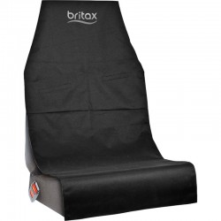 britax & romer osłona fotela w samochodzie