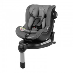 babysafe rhodesian fotelik samochodowy grey
