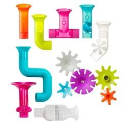 boon zestaw zabawek do wody pipes cogs tubes