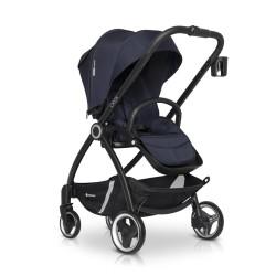euro-cart crox wózek spacerowy cosmic blue
