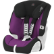 BRITAX & ROMER TAPICERKA ZAMIENNA DO MULTI-TECH II MINERAL PURPLE