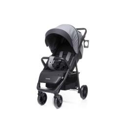 4baby moody wózek spacerowy grey 2020