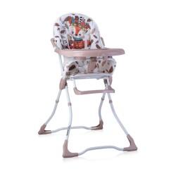 lorelli marcel krzesełko do karmienia beigefoxy