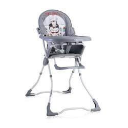 lorelli marcel krzesełko do karmienia greypenguin