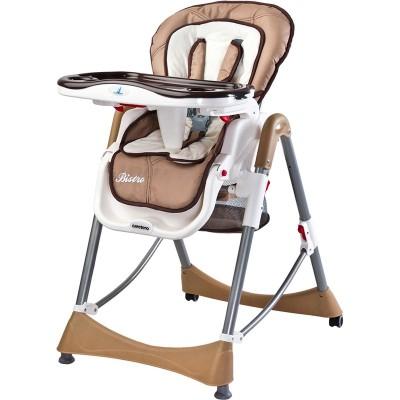 caretero krzesełko do karmienia bistro