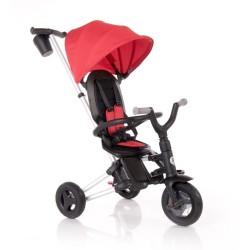 bertoni lorelli nova air rowerek trójkołowy red