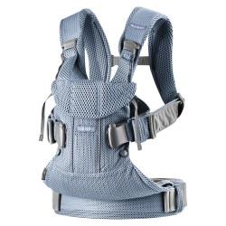 babybjorn nosidełko ergonomiczne one air3dmesh-niebieski