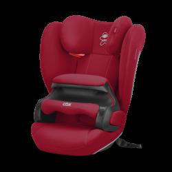cybex cbx xelo fotelik samochodowy crunchy red