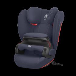 cybex cbx xelo fotelik samochodowy orangy blue