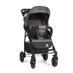 petite&mars street wózek spacerowy carbongrey