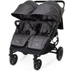 valco baby snap duo sport wózek bliźniaczy dove gray