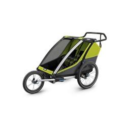 thule chariot cab 2 wózek do biegania