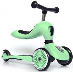 scoot & ride highwaykick1 hulajnoga / jeździk 2w1 kiwi