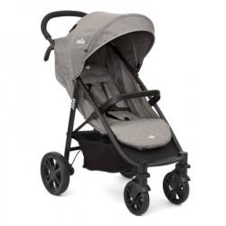 joie litetrax e-light wózek spacerowy grey flannel