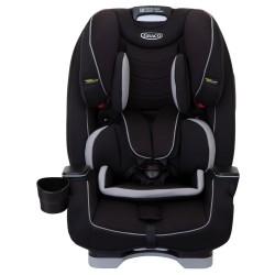 graco slimfit fotelik samochodowy black