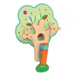 oribel zabawka zapracowany pan dzięcioł vertiplay
