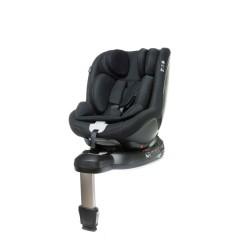 4baby nano-fix fotelik samochodowy black