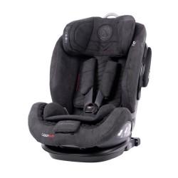 coletto uggo isofix fotelik samochodowy black