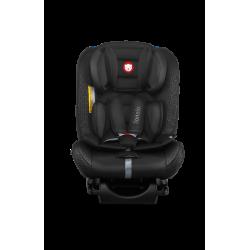 lionelo sander fotelik samochodowy black