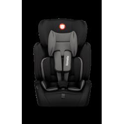 lionelo levi simple fotelik samochodowy black