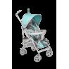 lionelo elia tropical wózek spacerowy turquoise