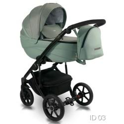 bexa ideal 2020 wózek 2w1 id03