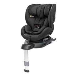 caretero rio i-size fotelik samochodowy black