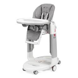 peg-perego tatamia follow me krzesełko do karmienia wonder grey