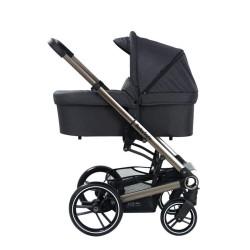 babysafe lucky wózek 2w1 czarny
