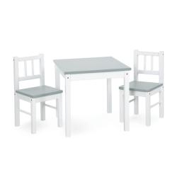 klupś joy stolik + 2 krzesełka