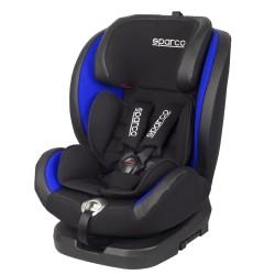 sparco fotelik sk600i blue