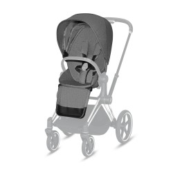 CYBEX TAPICERKA DO SIEDZISKA PRIAM MANHATTAN GREY PLUS 2020