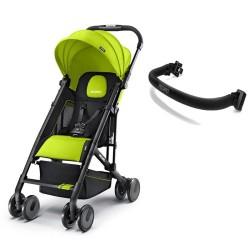 recaro easylife wózek spacerowy + pałąk