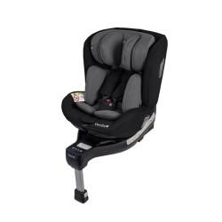 babysafe westie multimedialny fotelik samochodowy szaro-czarny